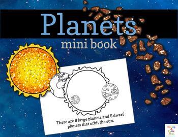 Planets Mini Book