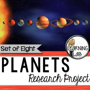 Planets Research Project
