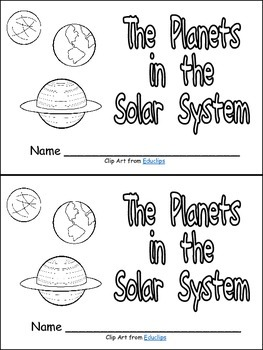 Planets of the Solar System- Nonfiction Leveled Reader- Ki