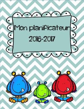 Planificateur 2016-2017