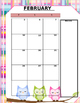 Planner Template For 2016