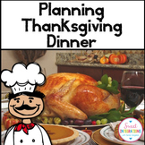 Thanksgiving - Planning Thanksgiving Dinner