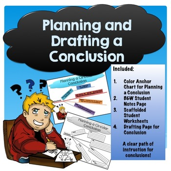 Planning and Drafting a Conclusion