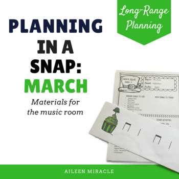 Planning in a Snap {March}