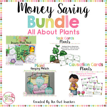 Exploring Everything Plants (BUNDLE)
