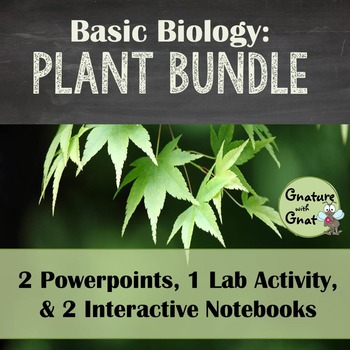 Characteristics of the Plant Kingdom- Powerpoints, Lab, In