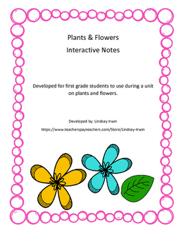 Plant Interactive Notes