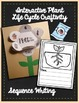 Plant Life Cycle {Craftivity, Emergent Reader, Posters}