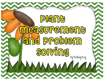 Plant Measurement and Problem Solving with Tiny Seeds
