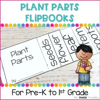 Plant Parts Flipbooks
