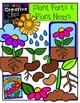Plant Parts and Needs {Creative Clips Digital Clipart}