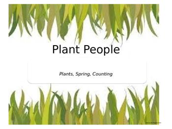 Plant People: Enrichment Activity