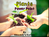 Plant Power Point Presentation (in pdf)