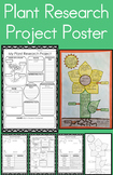 Plant Research Note-Taking Poster & Presentation Poster
