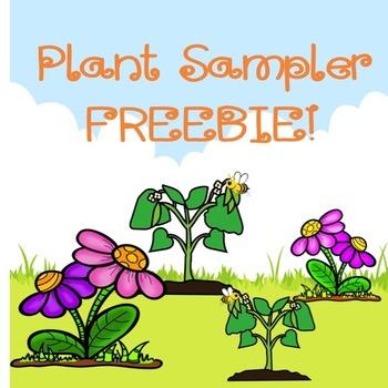 Plant Sampler FREEBIE