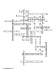 Plant Structure and Function Crossword for Biology II