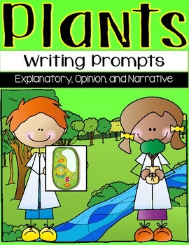 Plant Writing Prompts