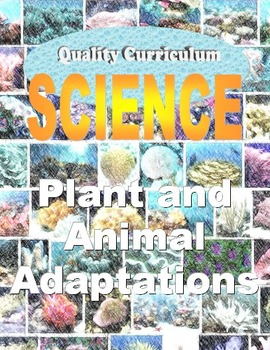 Plant and Animal Adaptations - Grade 3 Science Unit