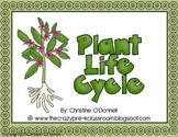 Plant life cycle: teacher book, minibook, anchor chart, cr