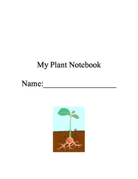 Plant notebook