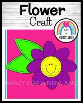 Spring / Summer Craft: Flower