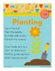 Planting  -oil Word Family Poem of the Week