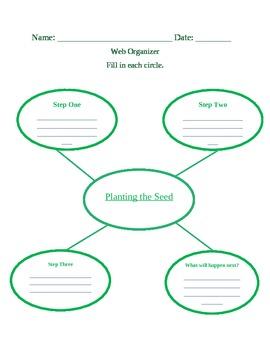 Planting the Seed Web Organizer