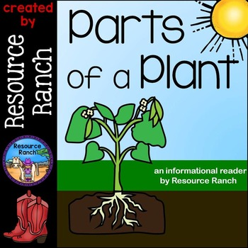 Parts of a Plant Guided Reading