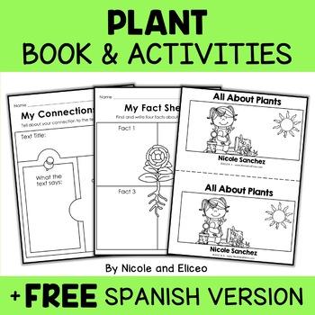 Plant Book Activities