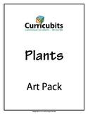 Plants Art Bundle   Themed Scripted Afterschool Activities