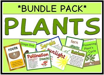 Plants (BUNDLE PACK)