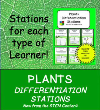 Plants Differentiation Stations