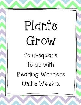 Plants Grow Four Square