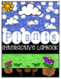 Plants Interactive Lapbook