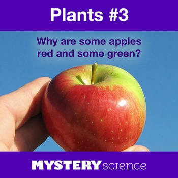 Plants NGSS:Inherited Traits, Apples ❤ BUNDLE:Activity, Re