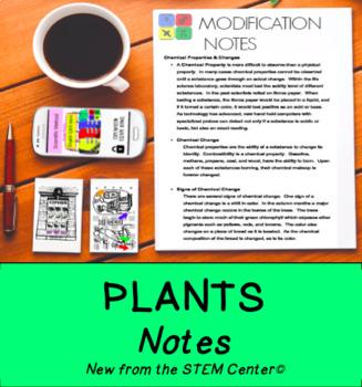 Plants Notes