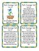 Plants Scavenger Hunt or Task Cards