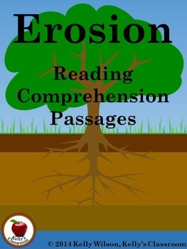 Erosion Reading Comprehension Passages