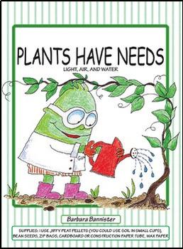 Plants have Needs