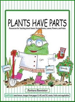 Plants have Parts!