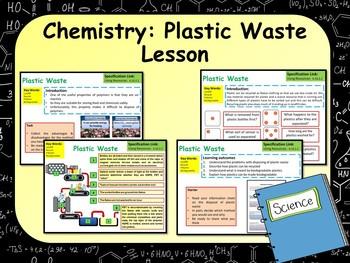 Plastic Waste Lesson
