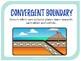 Plate Boundaries - 6th Grade Science Vocabulary