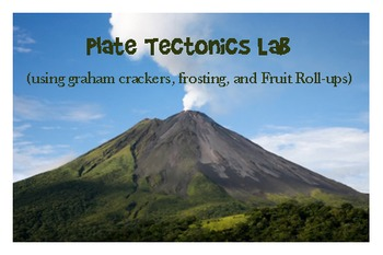 Plate Tectonics Boundary (Sweet) Lab