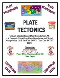 Yummy!  Plate Tectonics and Plate Boundaries LAB (EAT IT A