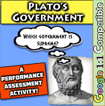 Plato's Government: Which Is Best for Greece? A Performanc