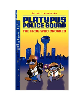 Platypus Police Squad: The Frog Who Croaked Trivia Questions