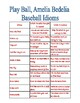 Play Ball, Amelia Bedelia Idioms