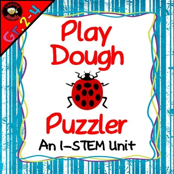 Play Dough Puzzler: I-STEM unit for creating an insect
