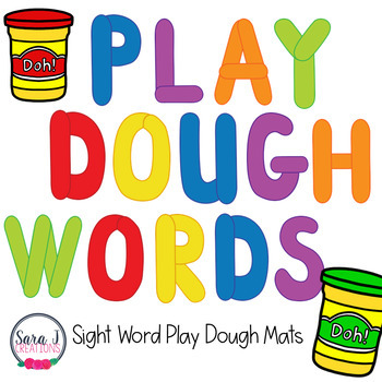 Sight Word Mats
