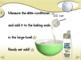 Play Snow - Animated Step-by-Step Recipe